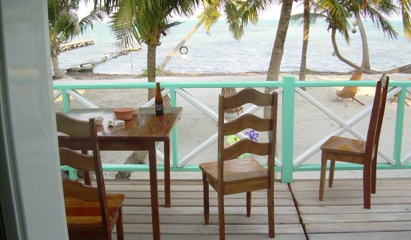 Long Caye Outpost Lodge