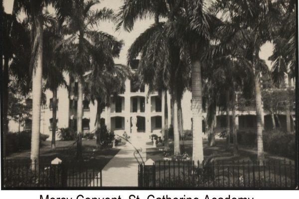 St. Catherine Academy, Mercy Convent