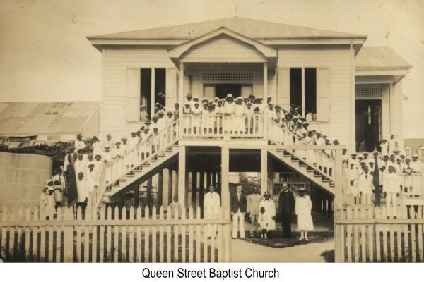 Queen Street Baptist Church