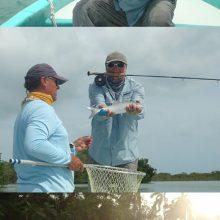 J.Clark - Saltwater Inshore Grand Slam May 12, 2013