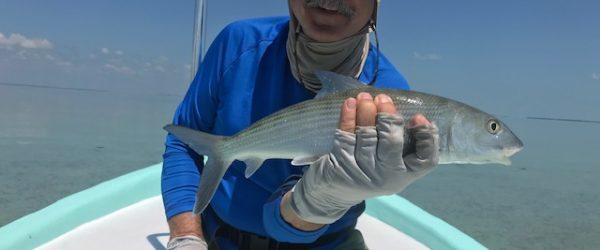 Dan R w/ his Bonefish
